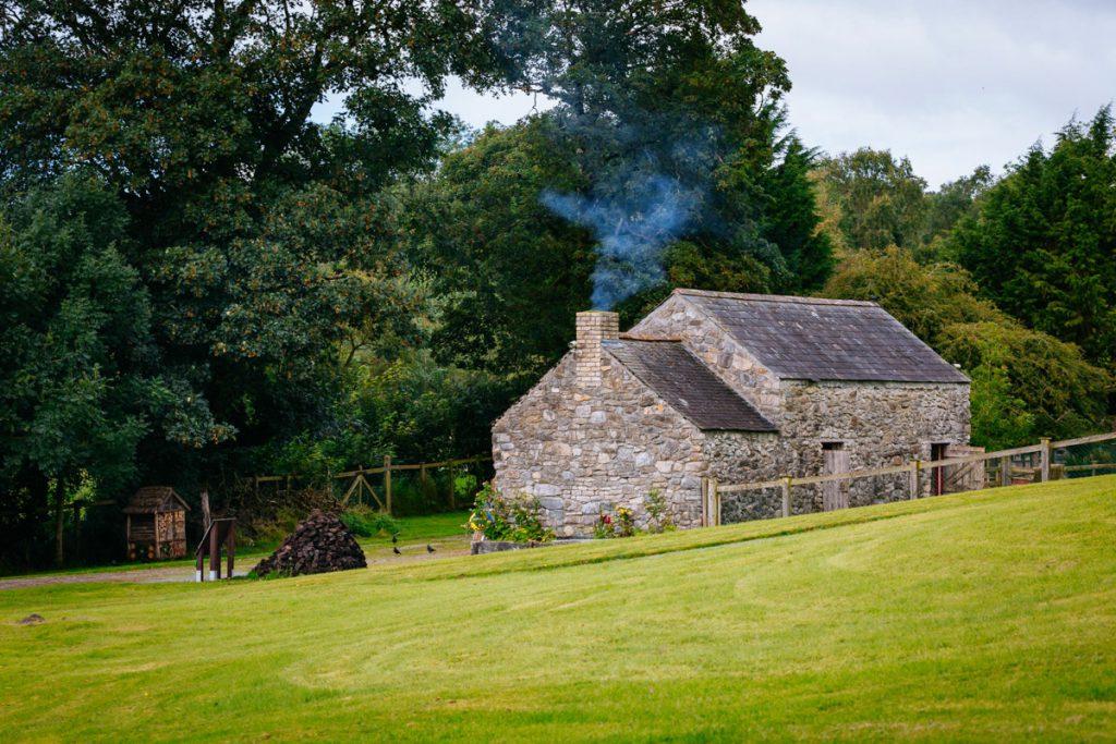 Dún na Sí - Farm House Image