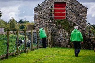 Dún na Sí - heritage park 6