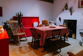 Dún na Sí - Heritage and Amenity Park -Farmhouse Kitchen