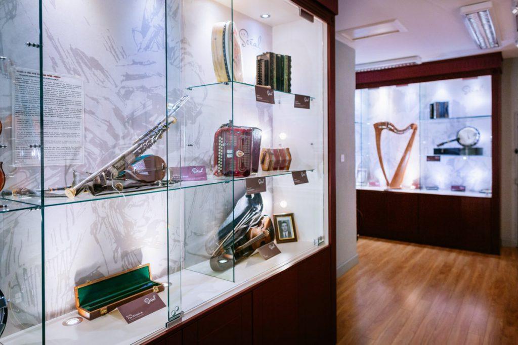 Dún na Sí - Scéal Exhibition Image