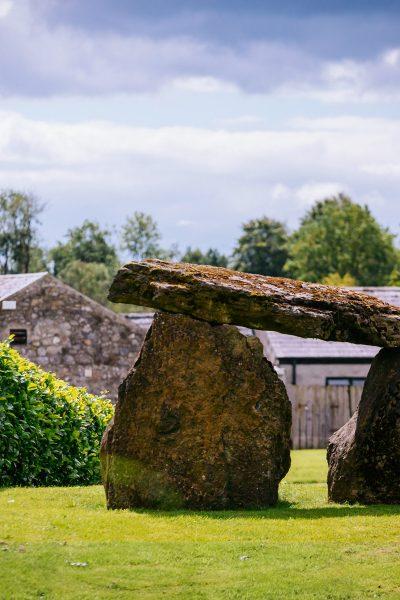 Dún na Sí - Heritage and Amenity Park -Dolmen 3