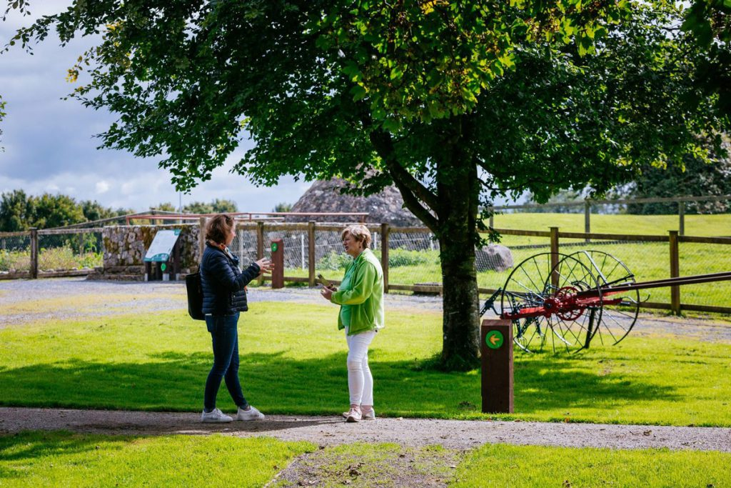 Dún na Sí - Heritage Park Tours