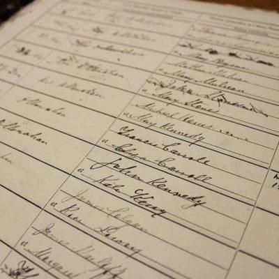 Dún na Sí - Genealogy 5