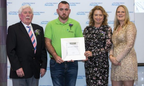 Dún na Sí - Heritage and Amenity Park - Volunteer Awards