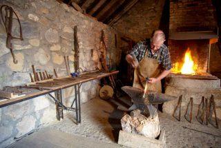 Dún na Sí - Blackmith's Forge 3