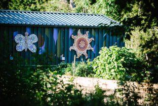 Dún na Sí - Sensory Garden 1